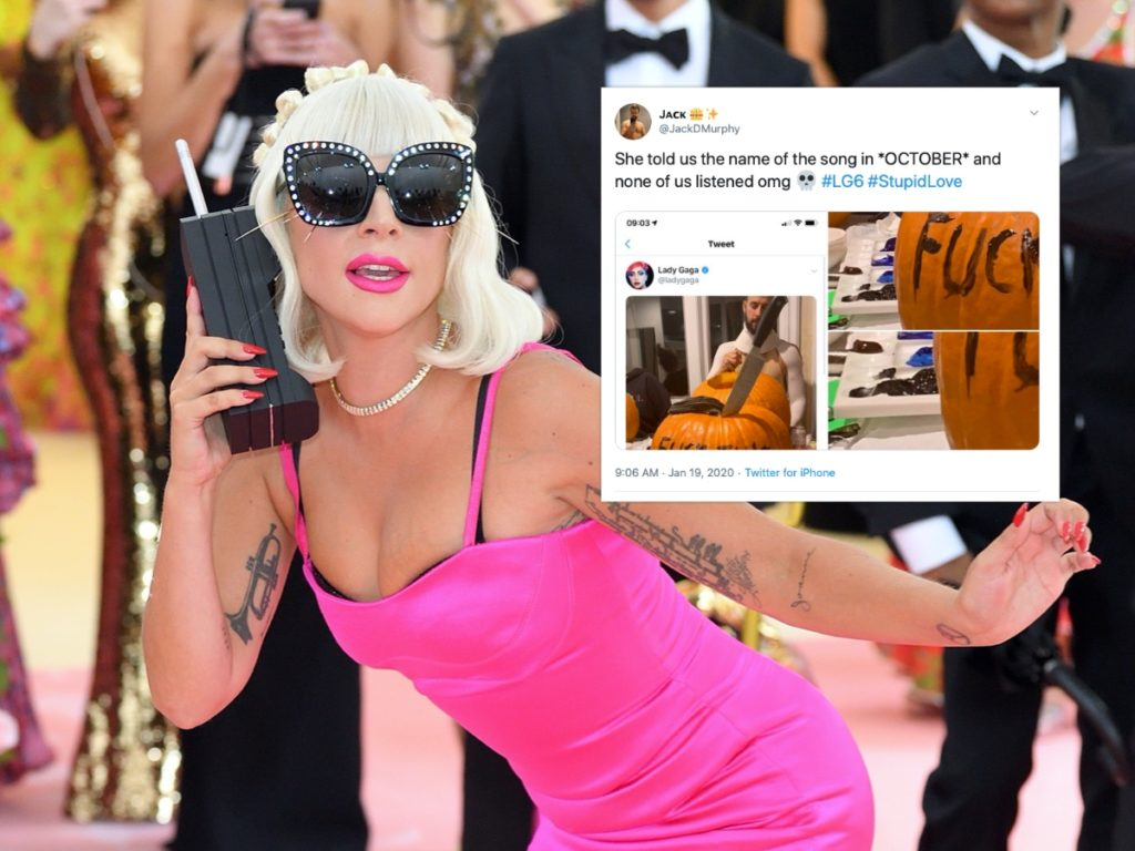 Lady Gaga 'the singer' can't come to the phone right now. Why? She's dead. (Karwai Tang/Getty Images)
