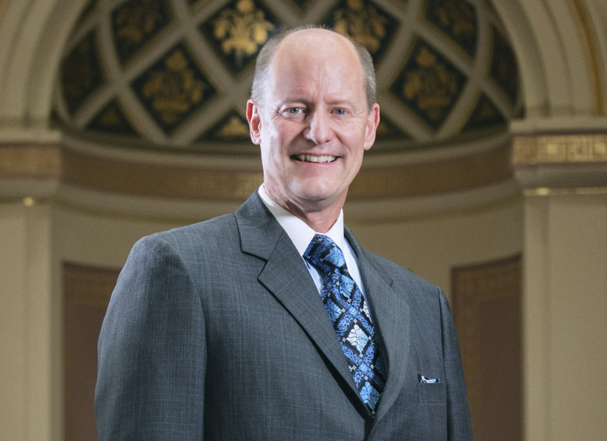 Minnesota Senate Majority Leader Paul Gazelka (R-Nisswa)