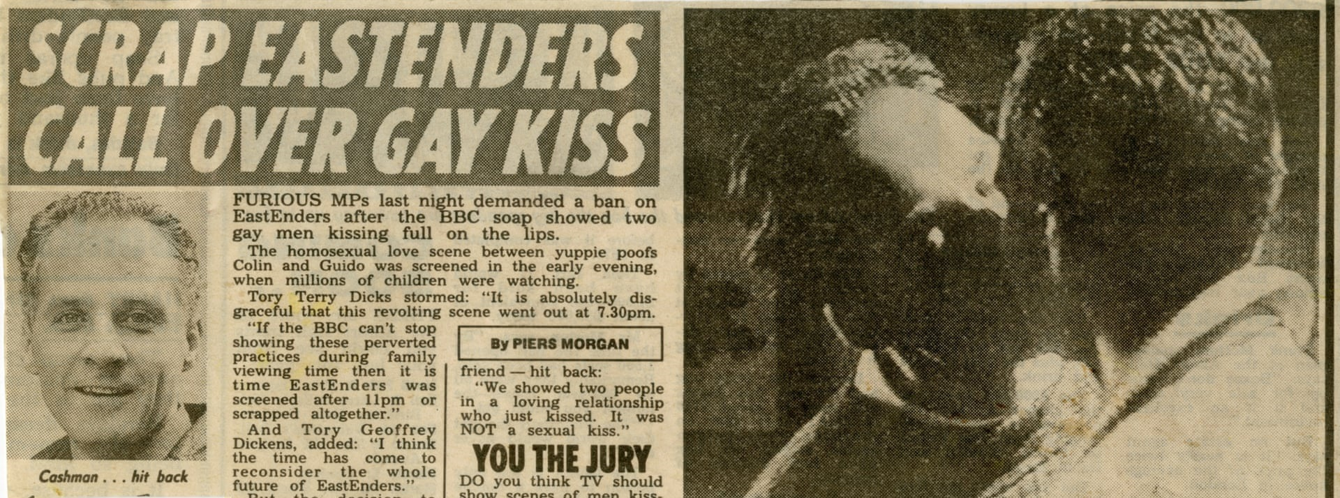 Piers Morgan penned the article for The Sun in 1989