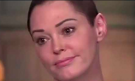 Rose McGowan 'imagine how tired we are' meme