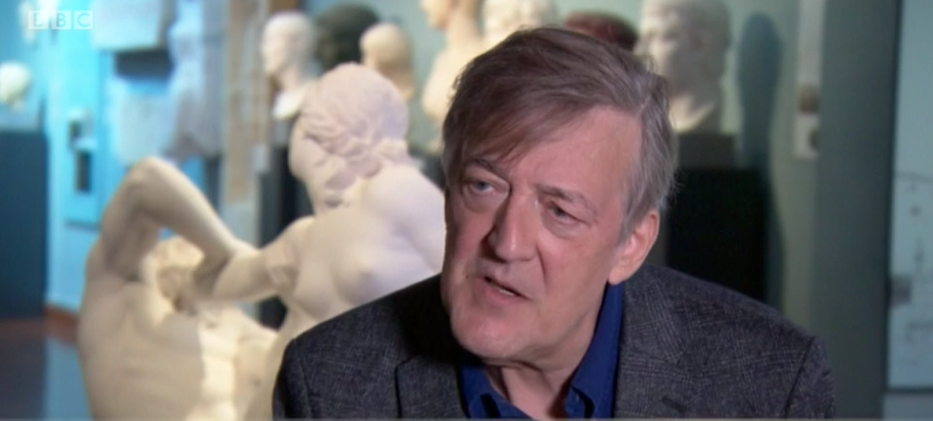 Stephen Fry calls for intersex people to be treated with 'common politeness and decency'