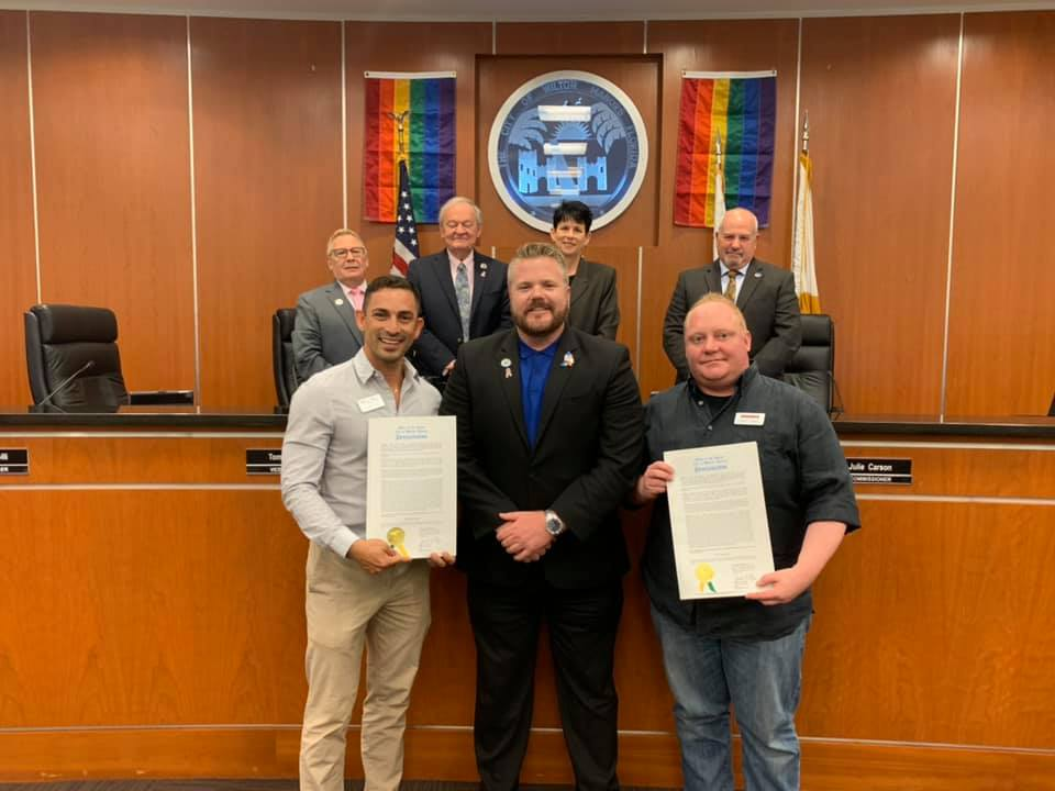 Florida is mourning Wilton Manors mayor and lifelong LGBT activist Justin Flippen