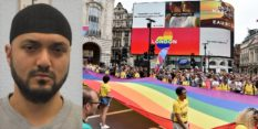 Mohiussunnath Chowdhury, plotted an attack on the Pride in London parade