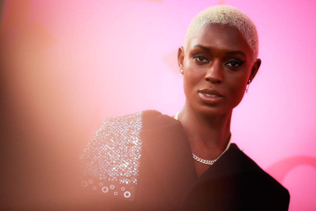 Jodie Turner-Smith. (Rich Fury/Getty Images)
