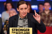 Scottish National Party MP Mhairi Black