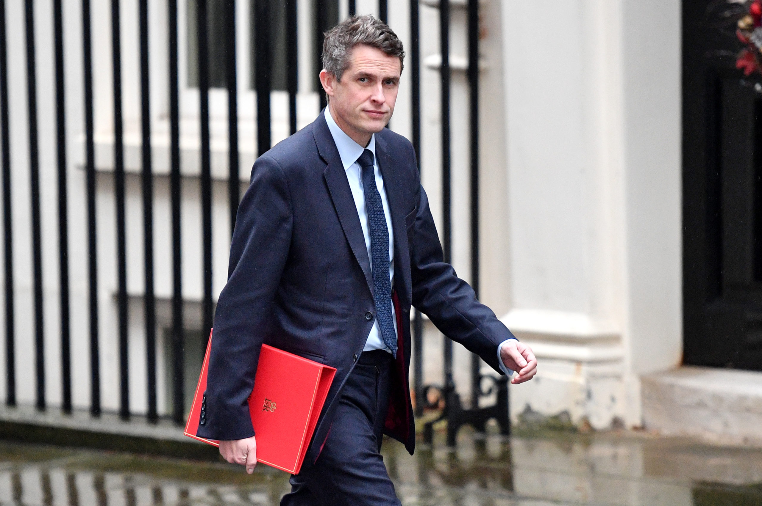 Gavin Williamson: Unis must protect free speech or 'government will'