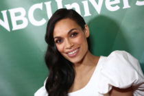 Star Wars: The Mandalorian star Rosario Dawson denies transphobia