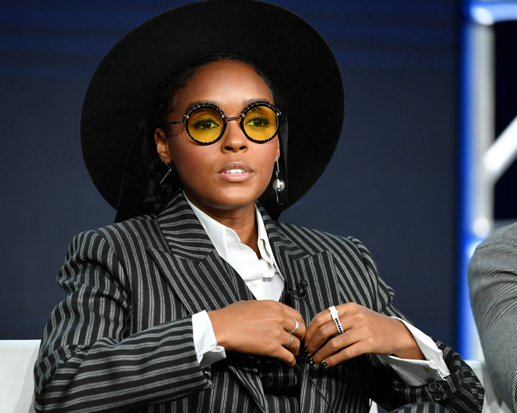 Janelle Monae didn't come out as non-binary, she was standing in solidarity