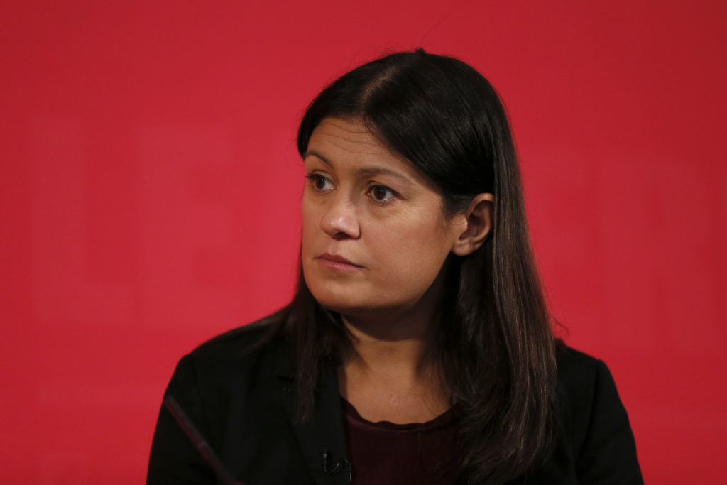 Lisa Nandy had 'pause for thought' while reading Labour Party trans rights pledge