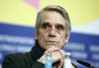 Berlinale International Film Festival international jury president Jeremy Irons. (Abdulhamid Hosbas/Anadolu Agency via Getty Images)