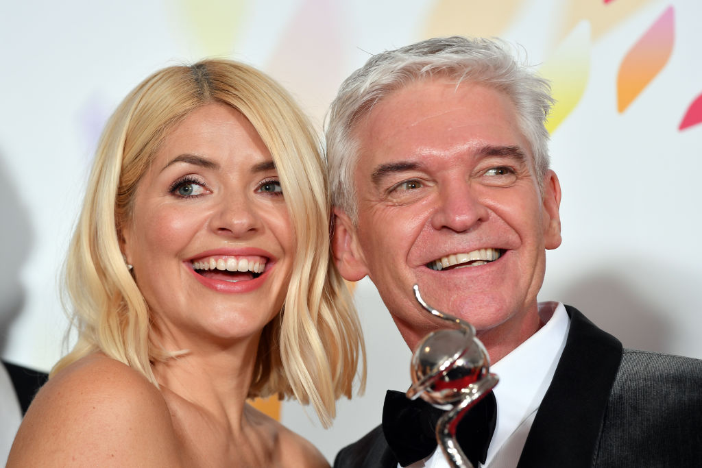 Phillip Schofield comes out as gay