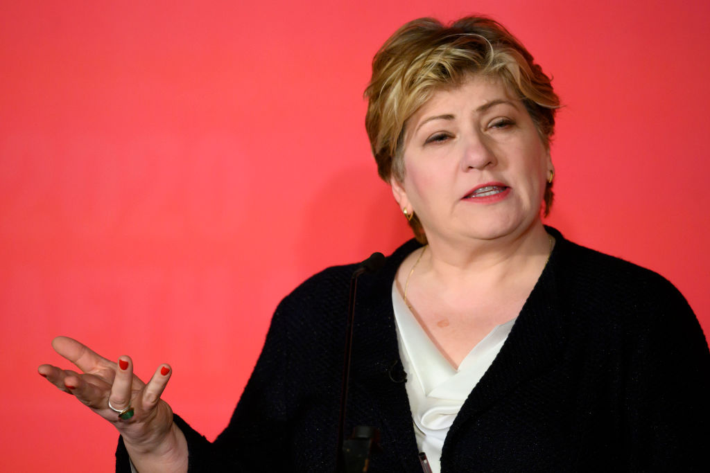 Labour leadership candidate Emily Thornberry