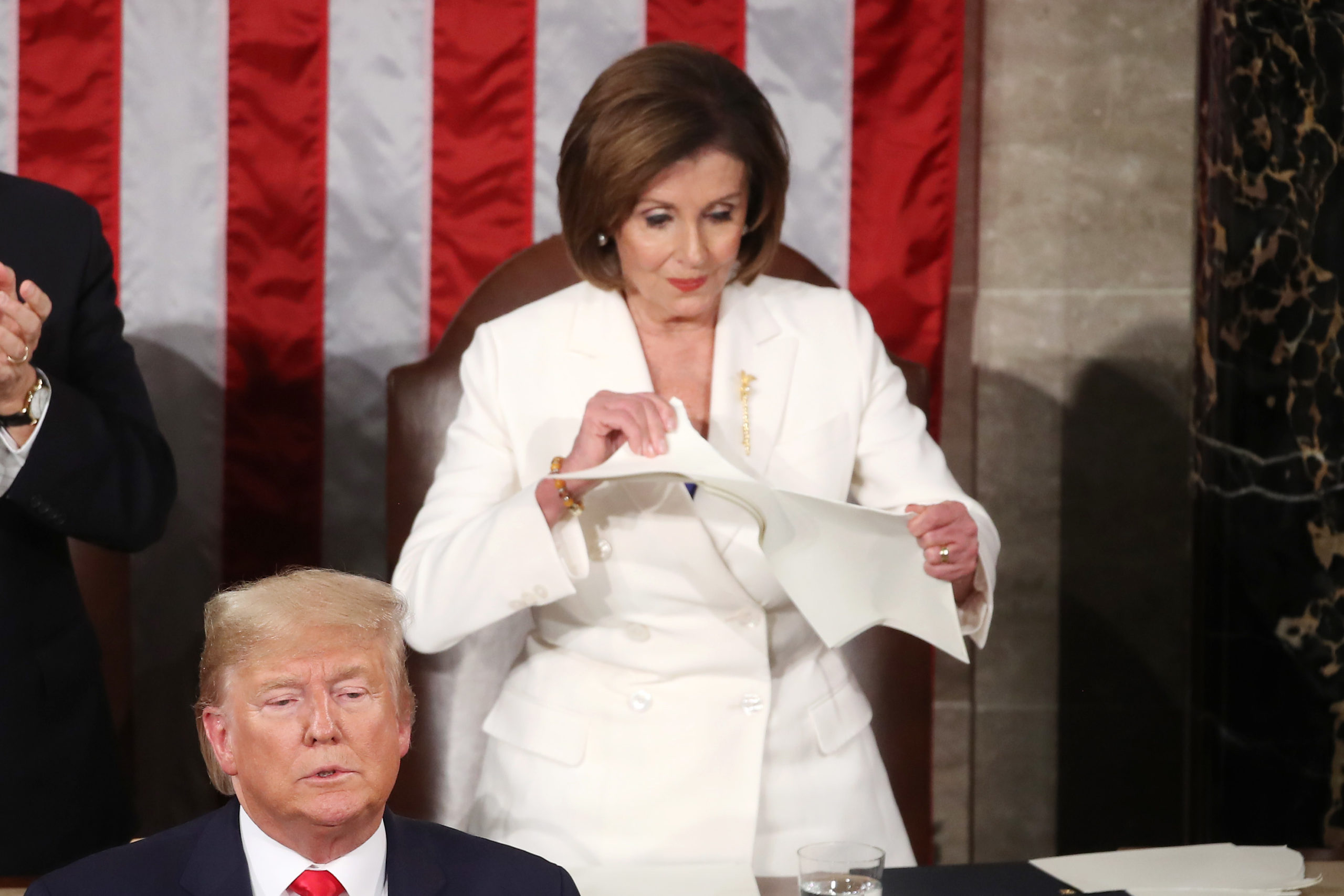 Trump's State of the Union didn't include a single mention of LGBT issues