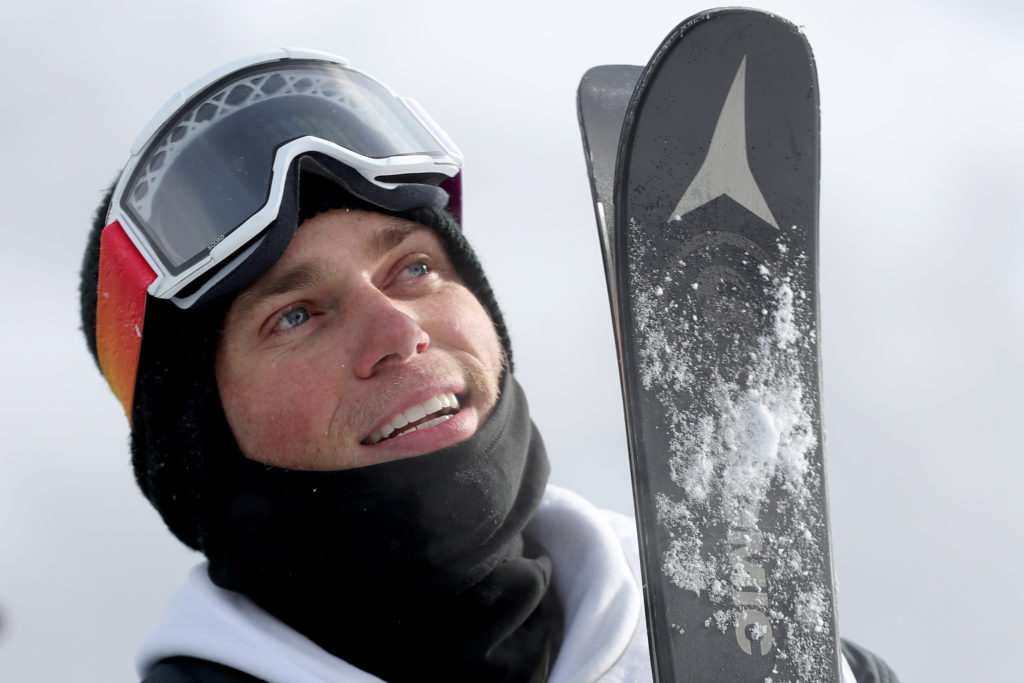 Olympian Gus Kenworthy makes history by winning freestyle gold for Team Great Britain