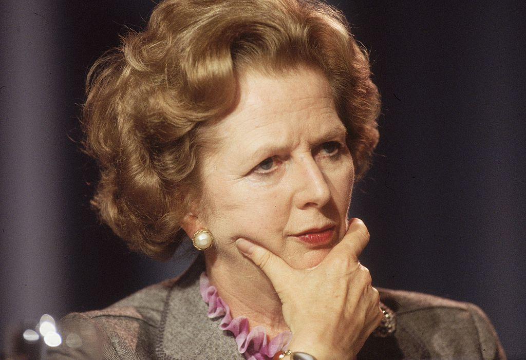 British prime minister Margaret Thatcher imposed the loathed homophobic law Section 28