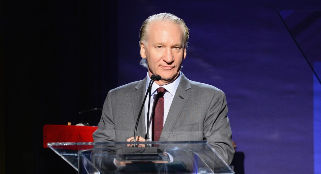 HBO host Bill Maher hit out at Elizabeth Warren