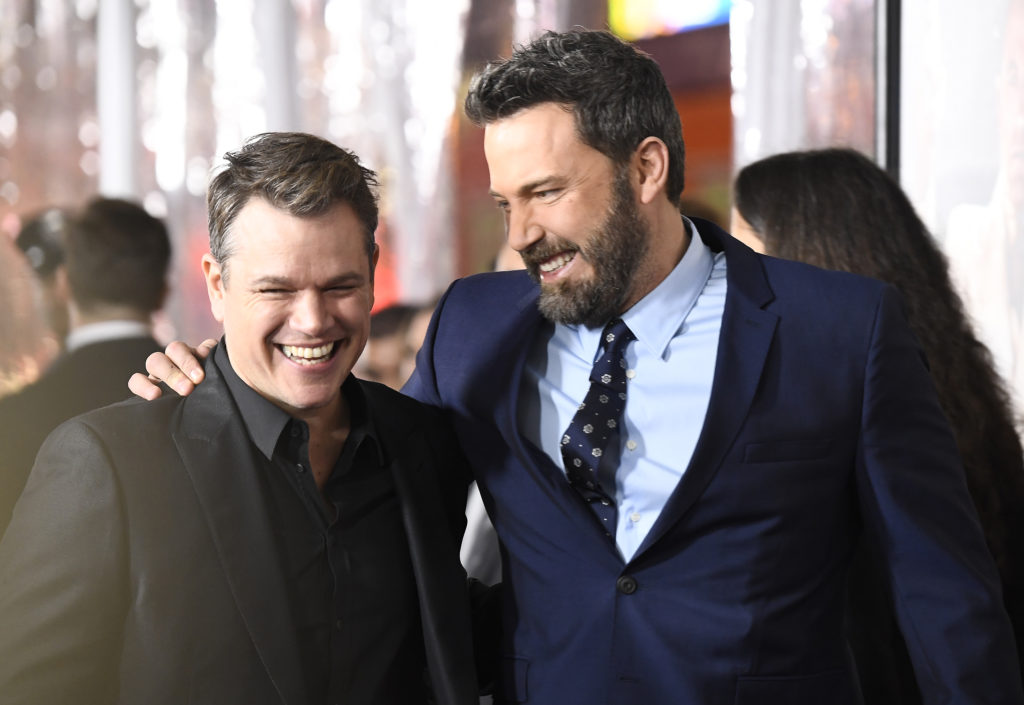 Don't fret, Ben Affleck is not out to steal your twink. (Frazer Harrison/Getty Images)