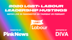 LGBT+ Labour Leadership Hustings