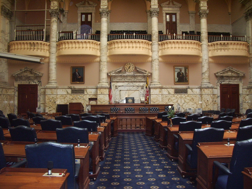 The Maryland House of Delegates