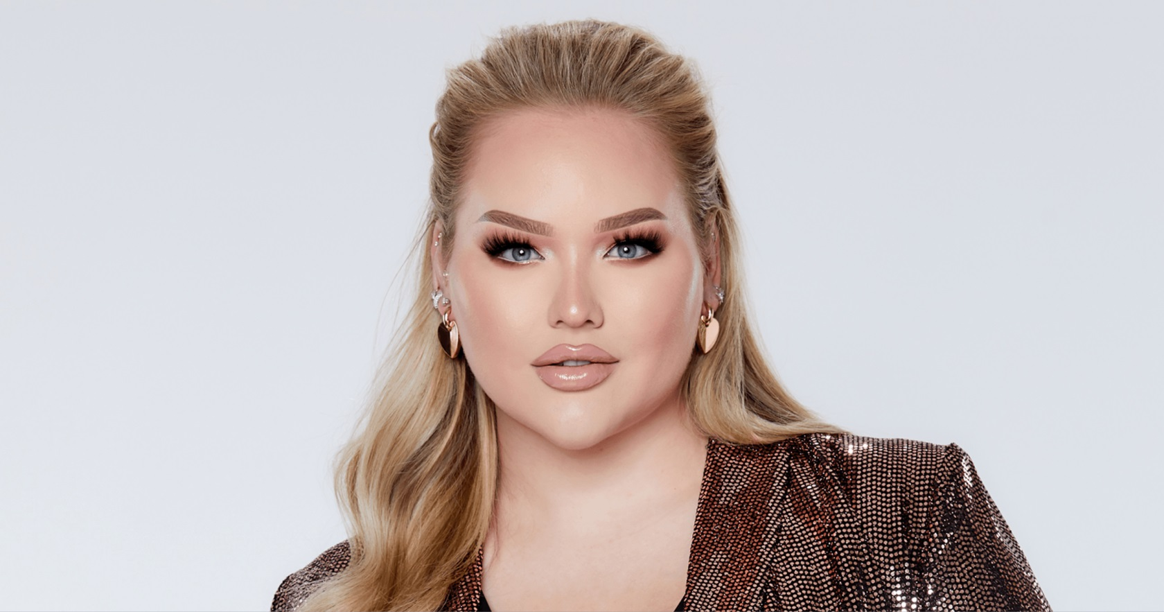 NikkieTutorials, real name Nikkie de Jager, is a presenter for the 2020 Eurovision Song Contest