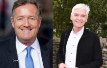 Piers Morgan Phillip Schofield