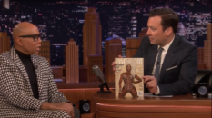 Jimmy Fallon thought he was cancelled for calling RuPaul a 'drag queen'
