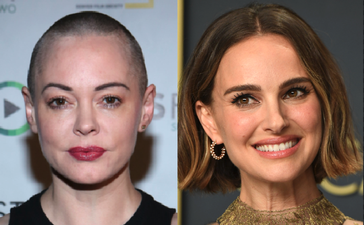 Rose McGowan furiously back-peddles from scathing criticism of Natalie Portman