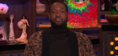 Dwyane Wade elaborated on how he and his wife, Gabrielle Union, reaches out to the cast of Pose for advice on their trans daughter. (Screen capture YouTube)