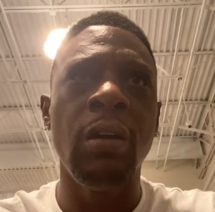Rapper Boosie Badazz unbraided basketball player Dwyane Wade for supporting his trans daughter, Zaya. (Screen capture via Instagram)