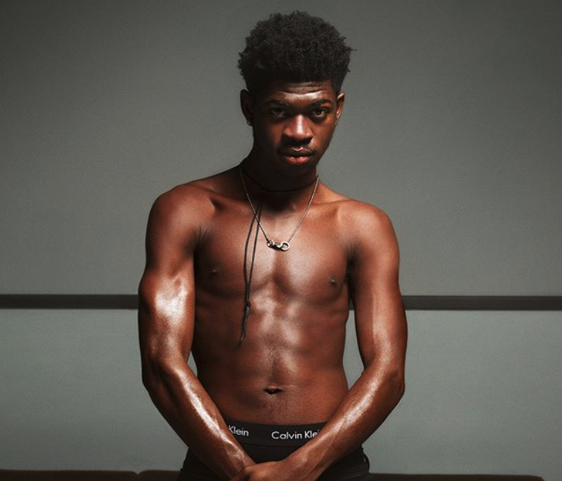Lil Nas X goes XXX for steamy new Calvin Klein campaign and the thirst is well and truly real