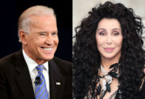 Cher has come out in support of candidate Joe Biden in the Democratic presidential race. (Chip Somodevilla/Getty Images/Mike Marsland/Mike Marsland/WireImage)