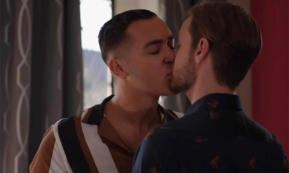 Casualty: Gay kiss in BBC drama attracts more than 100 complaints