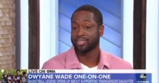 Dwyane Wade has said that his daughter has known she is trans since age three.