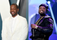Dwyane Wade's daughter, Zaya, was the punchline of a joke shared by rapper 50 Cent. (Karwai Tang/Kevin Winter/Getty Images for iHeartMedia)