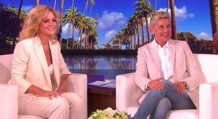 Viral subway singer Charlotte Awbery proves she's the real deal on 'Ellen'