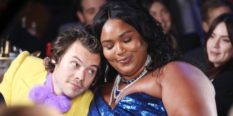 Lizzo and Harry Styles became the ultimate power couple at the Brits