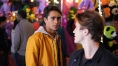 Love, Victor, the television spin-off to the trailblazing movie, Love, Simon. (Hulu)