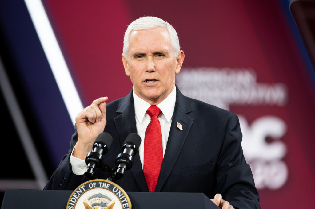 Mike Pence botched handling of HIV crisis rears its ugly head as Trump hands him responsibility for coronavirus