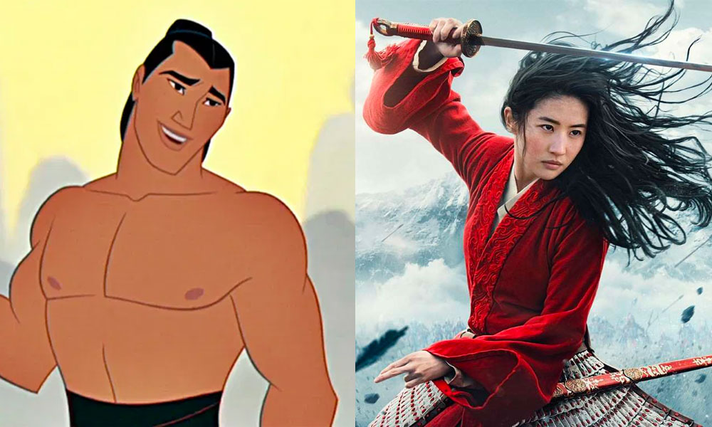 Mulan Gets Disney Plus Release But Li Shang Absence Hurts Lgbt Fans