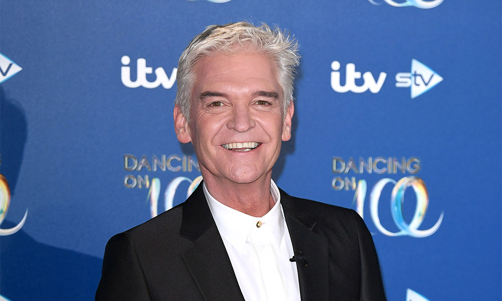 Phillip Schofield gay Strictly Come Dancing