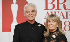 Phillip Schofield and his wife Stefanie Lowe.