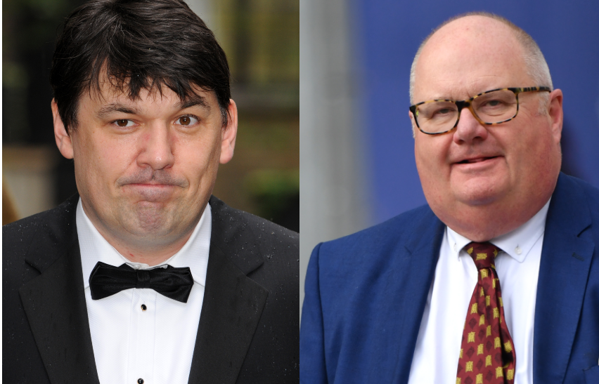 Lord Eric Pickles condemns Graham Linehan for Nazi comments
