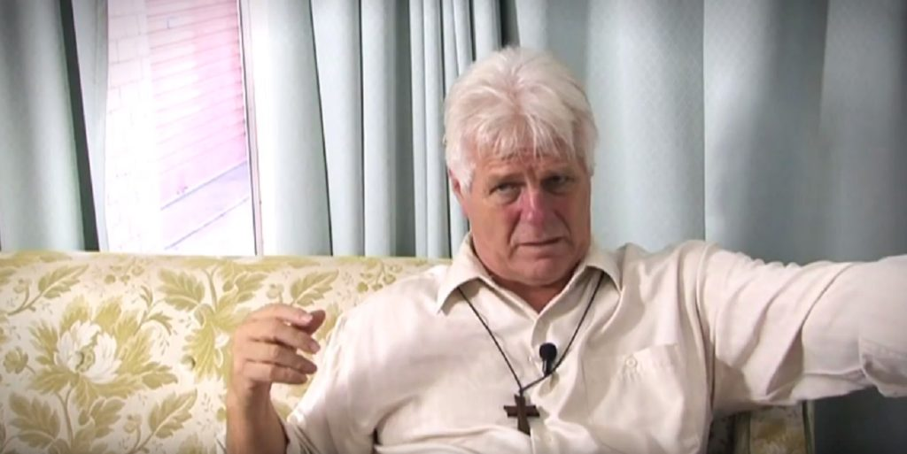 Ron Charles Brookman, who ran conversion therapy group Living Waters Australia