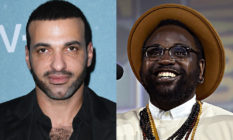 Haaz Sleiman and Brian Tyree Henry of The Eternals
