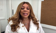 Wendy Williams crying
