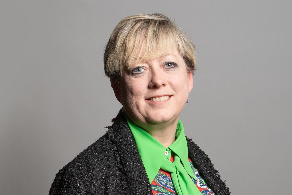 Tory MP Jackie Doyle-Price