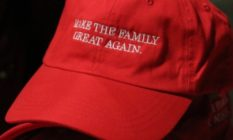 Homophobic hate group wants Trump to Make the Family Great Again
