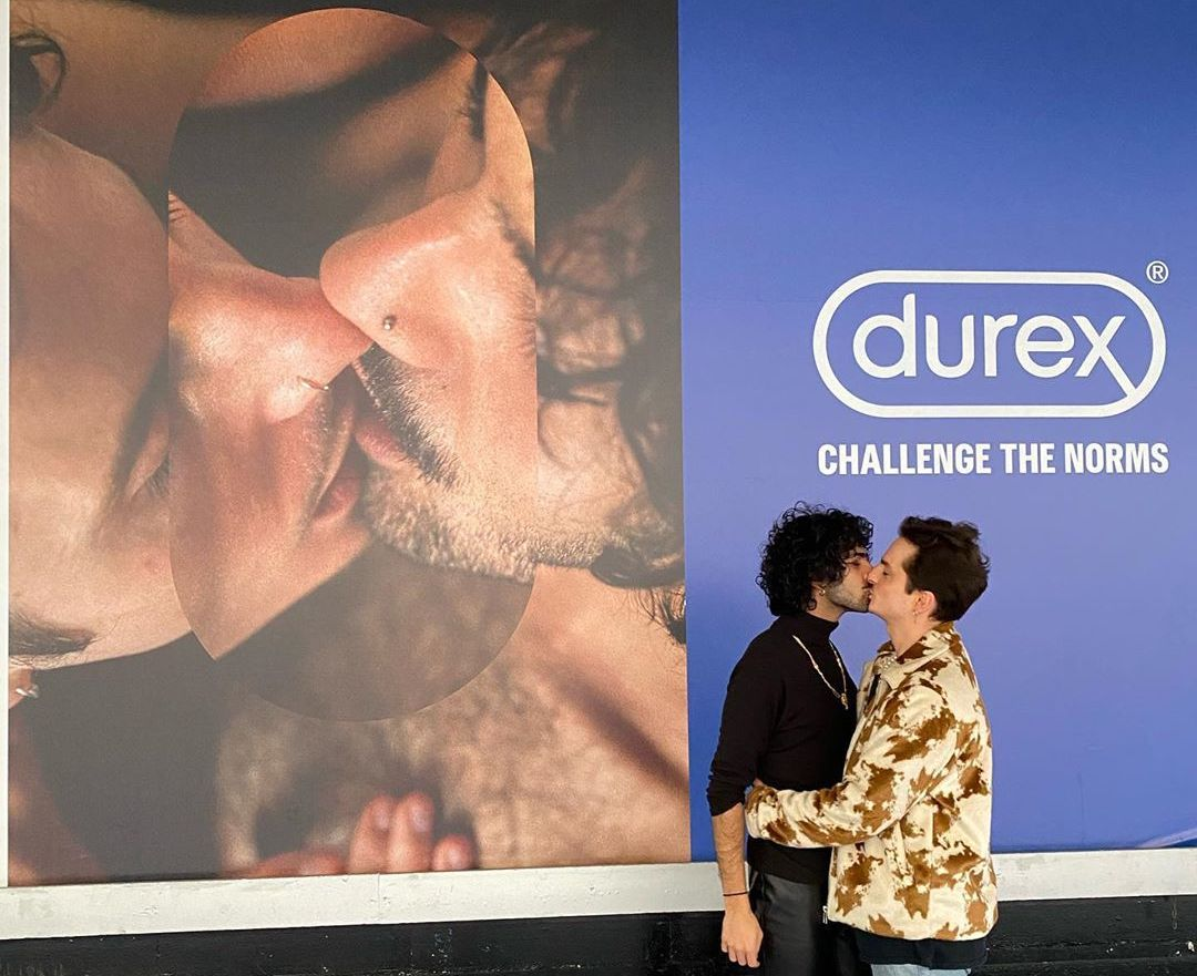 Durex billboard