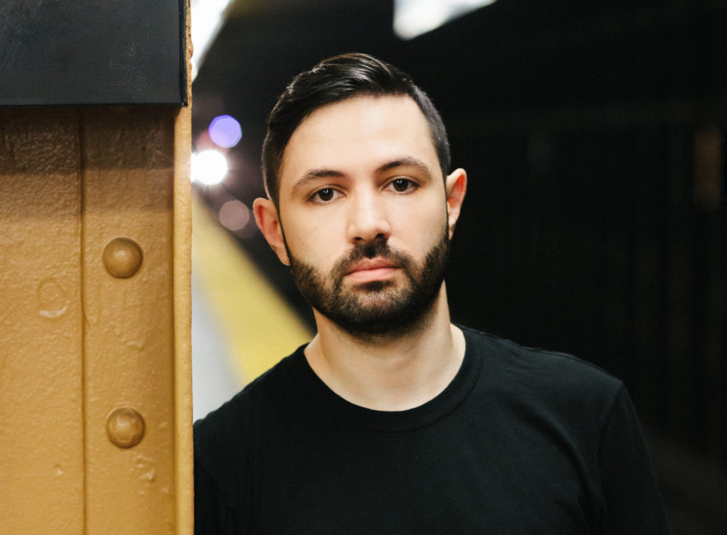 gay poet Alex Dimitrov