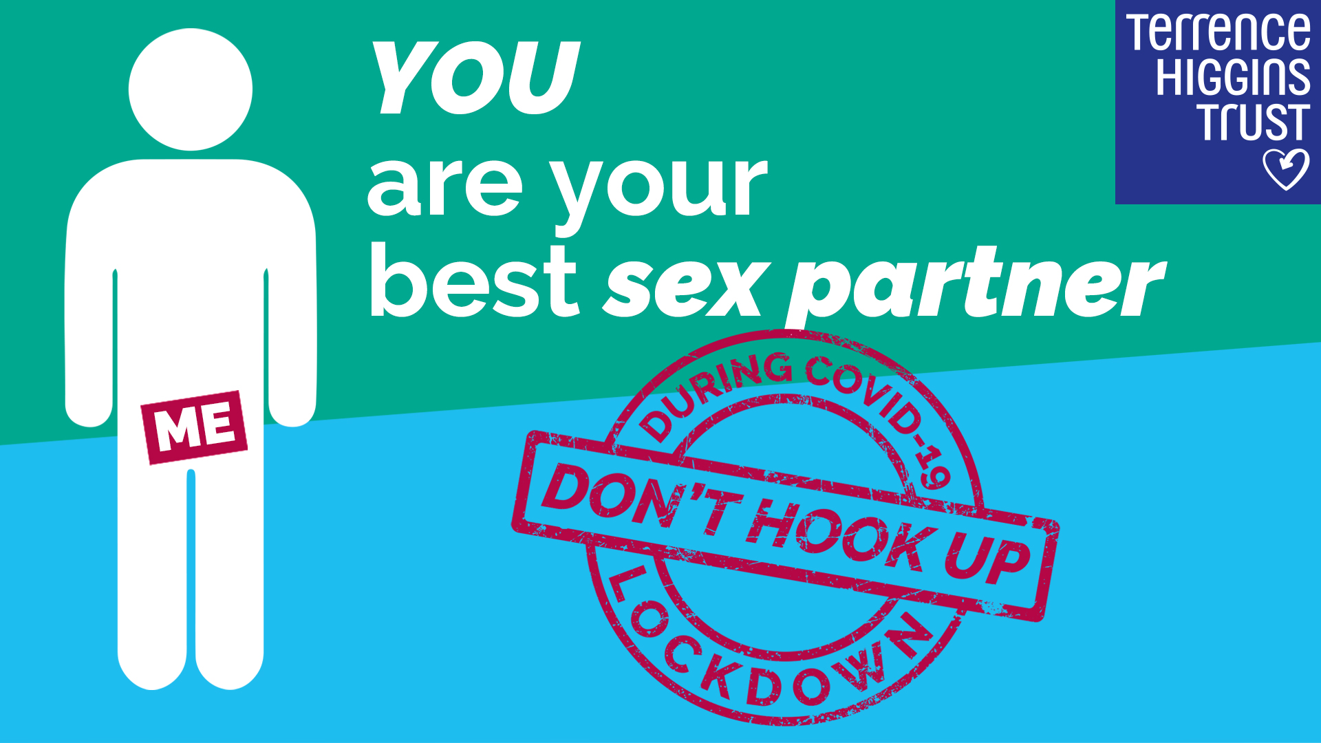 THT's Dr Michael Brady has urged people to stop hooking up during the lockdown